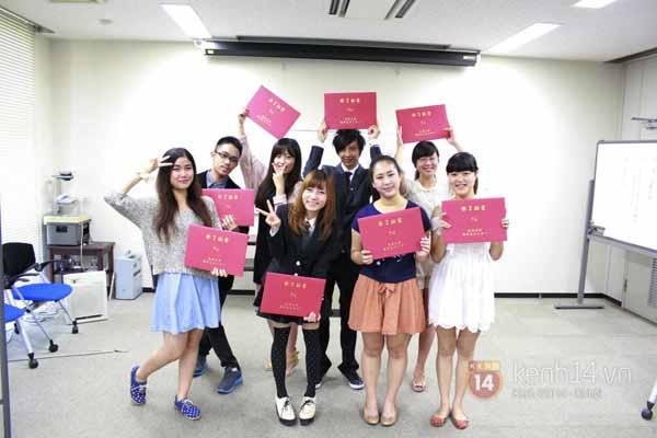 Học bổng du học Nhật Bản luôn là mong ước của các bạn du học sinh